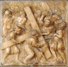 Resultado de imagen para imagenes de cristo cargando la cruz