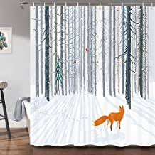 Winter Shower Curtains - Amazon.com