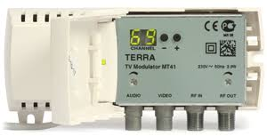 <b>Модуляторы TERRA</b> MT41, <b>MT47</b>, MT57