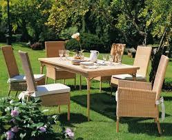 Tavolo Da Terrazzo In Legno : Arredo esterno come scegliere i tavoli da giardino