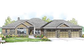 Ranch House Plans   Meadow Lake     Associated DesignsRanch House Plan   Meadow Lake     Front Elevation
