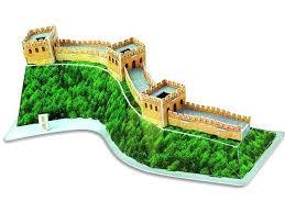 <b>3d пазл pilotage</b> великая китайска стена rc38417 | novaya-rossia ...