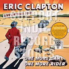 eric clapton one more car rider 3 lp