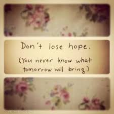 Losing Hope Quotes on Pinterest | Being Strong Quotes, Death ...