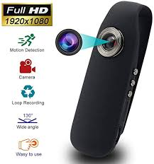 Kaleser <b>Mini</b> Spy Hidden Camera, Full <b>HD 1080P</b> Portable: Amazon ...