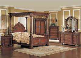 styles bedford king canopy bed set