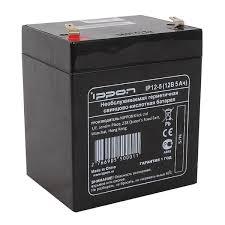 Купить Аккумуляторная <b>батарея</b> для ИБП <b>Ippon IP12</b>-<b>5</b> 12V/5Ah в ...