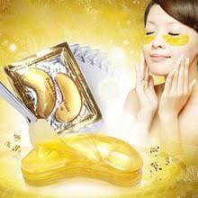 <b>Gold Crystal</b> Collagen Eye Patches <b>10 pcs</b>/Set