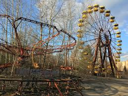 inside ukraine s haunting chernobyl exclusion zone