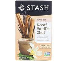 Stash Tea, <b>Black Tea</b>, <b>Double Spice</b> Chai, 18 Tea Bags, 1.1 oz (33 g ...