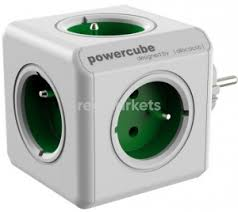 <b>Разветвители Allocacoc Powercube Original</b> в Белгороде 🥇