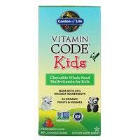 Garden of Life, <b>Vitamin Code</b>, <b>RAW One</b>, Once Daily Multivitamin ...