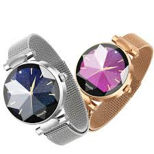 <b>H3</b> Women <b>Smart Watch</b> Fashion Ladies Watches Female Heart ...