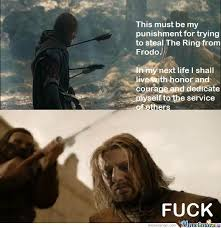 Ned Stark Memes. Best Collection of Funny Ned Stark Pictures via Relatably.com