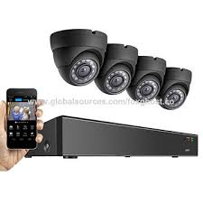 China <b>Smart</b> Security H.265 Recorder 2MP <b>4Ch PoE NVR</b> Kit with ...