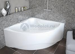 <b>Акриловая ванна Relisan Mira</b> 135x135, цена 29310 руб. Купить в ...