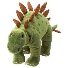 "JÄTTELIK Soft toy, dinosaur, dinosaur/<b>stegosaurus</b>, 20 "" - IKEA"