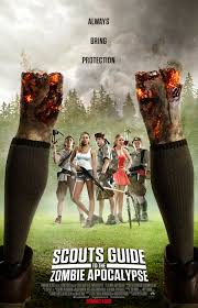 Image result for scouts guide to the zombie apocalypse
