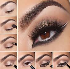 tutorial for brown eyes by beyonce middot 5 step makeup tutorials that you can try light