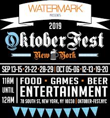 OktoberFest NYC: Home