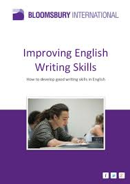 improving english writing skills