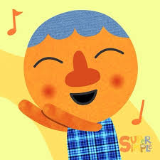 """Super Simple - NEW SONG! """"<b>This is my happy</b> song, I like..."""