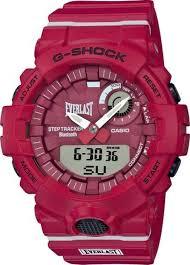 Наручные <b>часы Casio</b> G-Shock, <b>GBA</b>-<b>800EL</b>-<b>4AER</b>, красный ...