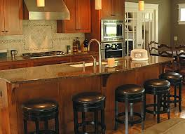 kitchen islands and stools