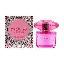 Versace Bright Crystal Absolu Eau de Perfume Spray ... - Amazon.com