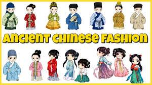 <b>Chinese</b> Fashion Through the Dynasties - YouTube