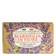 <b>Мыло</b> Nesti Dante <b>Marsiglia In Fiore</b> Лаванда 125 г купить в ...