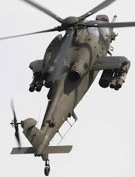 The Bell AH-1 Super Cobra