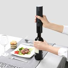 <b>Huohou Automatic Red</b> Wine Bottle Opener Electric Corkscrew Foil ...
