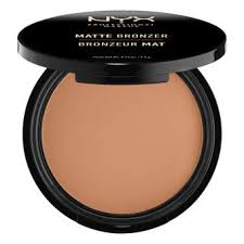 Матовая <b>бронзирующая</b> пудра <b>NYX Professional Make Up</b> Matte ...
