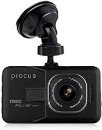"Procus Convoy Car <b>Dash</b> Camera,FHD 1080P, <b>3</b>"" LCD Screen ..."