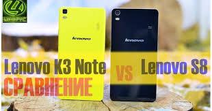 Lenovo K3 Note против Lenovo S8 A7600 - Сравнение от cifrus.ru ...