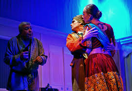 Трансляция спектакля «Рубин Раджи» 2020 в месте: <b>Театр</b> ...
