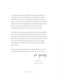 beautycounter opportunity brochure page created beautycounter opportunity brochure page 4 5 created publitas com