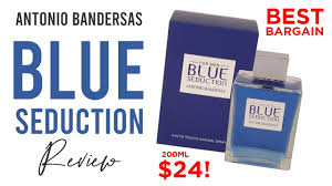 <b>ANTONIO BANDERAS BLUE SEDUCTION</b> FRAGRANCE REVIEW ...