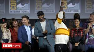 Comic Con: <b>Marvel</b> reveals Blade, Shang Chi and female Thor ...