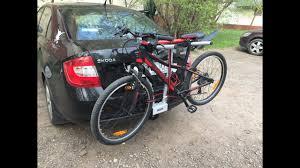 Автобагажники для перевозки <b>велосипедов</b>. Велокрепление на ...