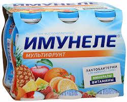 """<b>Напиток</b> """"<b>Имунеле Neo</b>"""" мультифрукт, цена – купить с доставкой ..."""