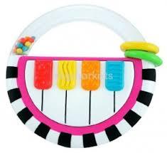 <b>Погремушка Sassy</b> Пианино в Кропоткине 🥇