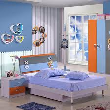 blue and orange boys bedroom furniture set 3 piece furniture land direct boys room furniture