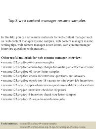 topwebcontentmanagerresumesamples conversion gate thumbnail jpg cb