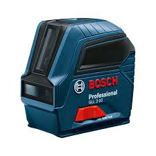 Линейный лазерный <b>нивелир Bosch GLL 2-10</b>: цена ...