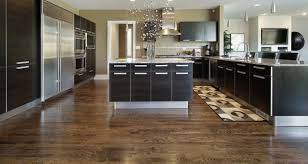 inspired kitchen cdab white brown: awesome rustic kitchen floor with beautiful vase flower and ceiling lighting