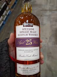kirkland year speyside bourbon barrel aged single malt 89 99 kirkland 25 year speyside bourbon barrel aged single malt scotch whisky page 2 net