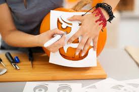 Genius Pumpkin <b>Carving</b> Tips | <b>Reader's</b> Digest