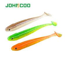 JOHNCOO <b>New</b> Fishing Lure Soft Swimbait Shad 2.1g 4.5g 9.5g ...